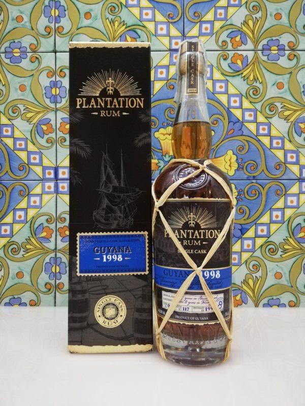 Rum Plantation Guyana 1998 Ocho Tequila Single Cask vol 44,8% cl 70