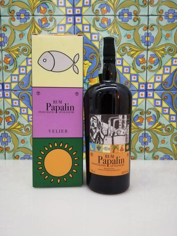 Rum Papalin 2013 Vol.42% cl.70 Velier