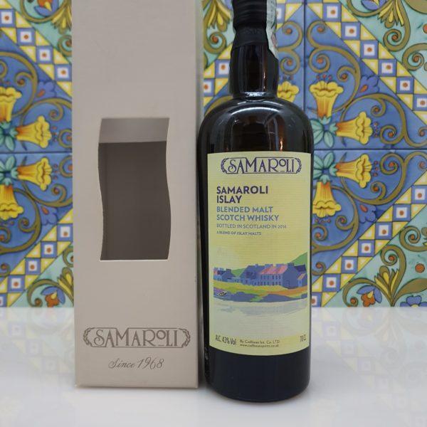 Whisky Samaroli (Laphroaig) 2016 Islay Blended Malt vol 43% cl 70