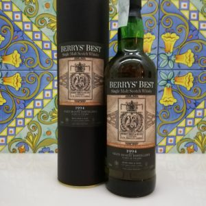 "Whisky ""Berry's Best"" 1994 21 years old – Glen Moray Berry Bros. & Rudd cl 70 vol 56.3%"
