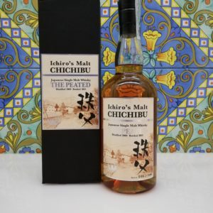 Whisky Chichibu 2009 The Peated vol 50.5% cl 70