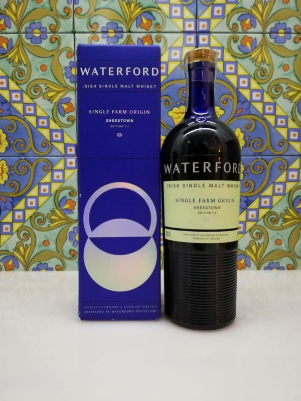 Whisky Waterford Single Farm 1st Release 5x 70cl