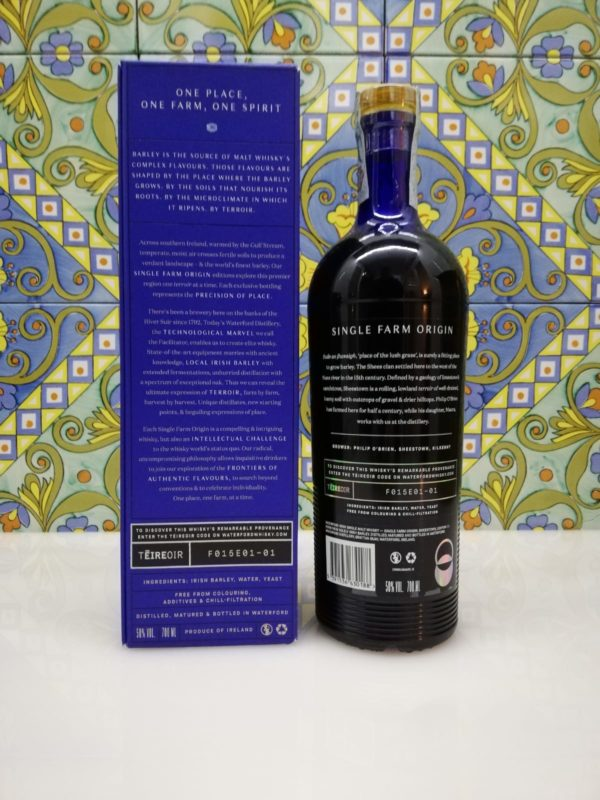 Whisky Waterford Single Farm Sheestown 1.1 vol 50% cl 70