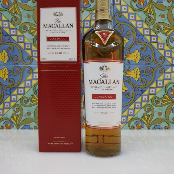 Whisky Macallan Classic Cut Edition 2020 vol 55% cl 70