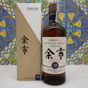 Whisky Yoichi Nikka 10 Y.o. Single Malt Vol.45 % cl.70