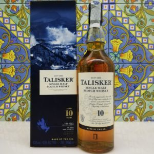 Whisky Talisker 10 Years Single Malt Scotch cl 70 vol 45.8%