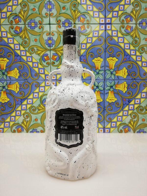 Rum The Kraken Black Spiced  Ceramic White Edition vol 40% cl 70