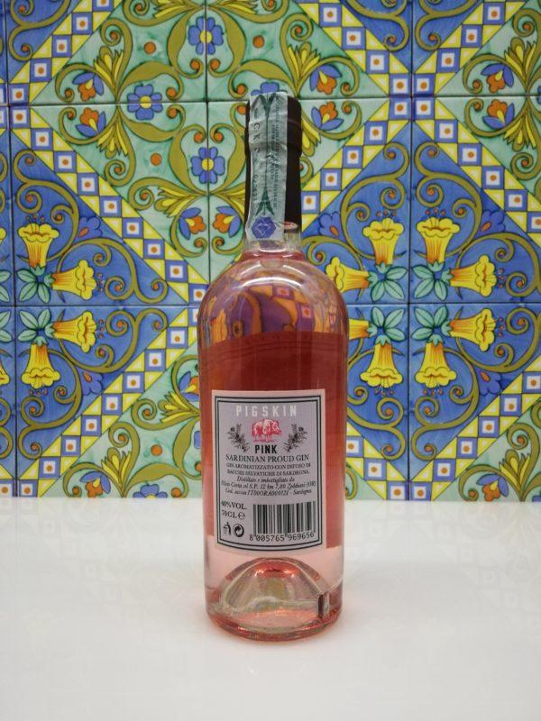 Gin PigSkin Pink vol 40% cl 70 – Silvio Carta