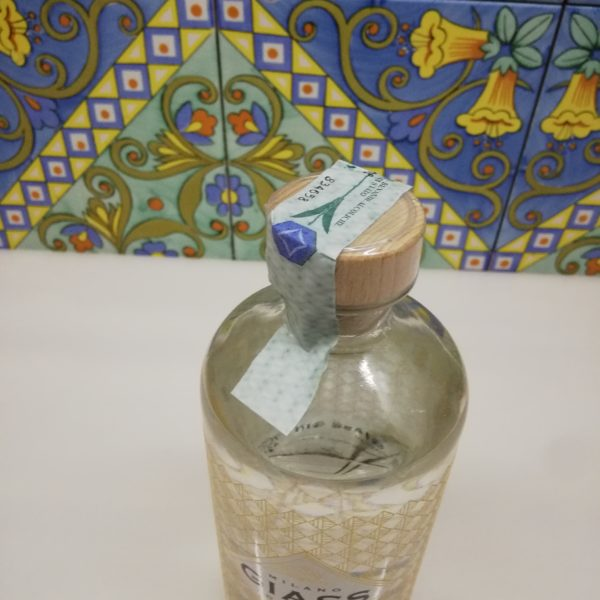 Gin Giass Milano Dry Gin vol 42% cl 70