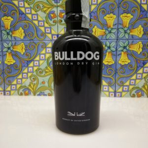 Gin Bulldog London Dry Gin vol 40% cl 100