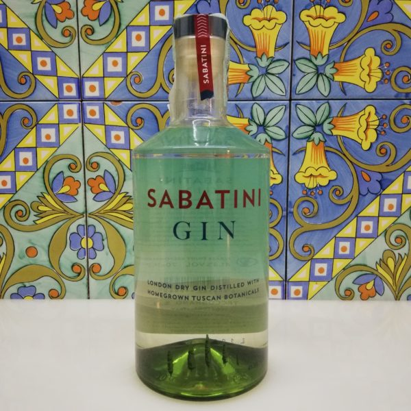 Gin Sabatini Gin London Dry vol 41.3% cl 70