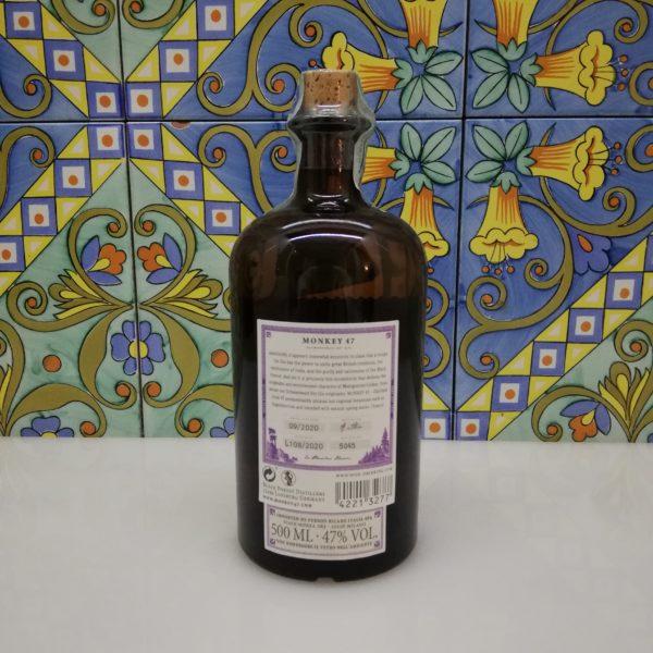 Gin Monkey 47 cl 50 vol 47%