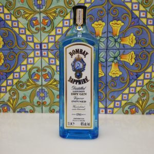 Gin Bombay Sapphire cl 100 vol 40%