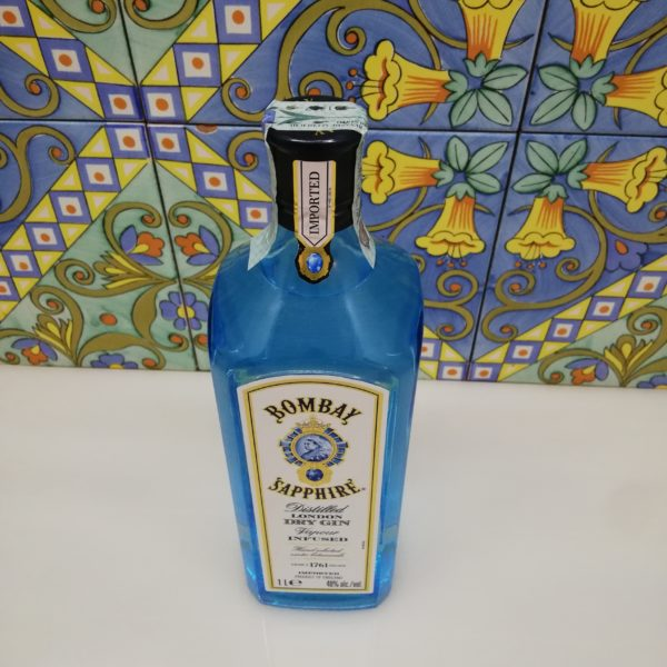 Gin Bombay Sapphire cl 100 vol 40%
