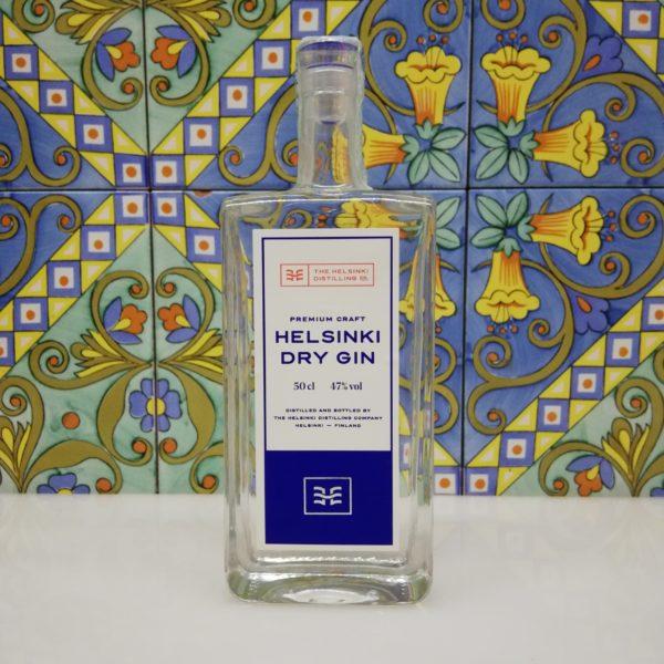 Gin Helsinki Dry Gin Premium Craft vol 47% cl 50