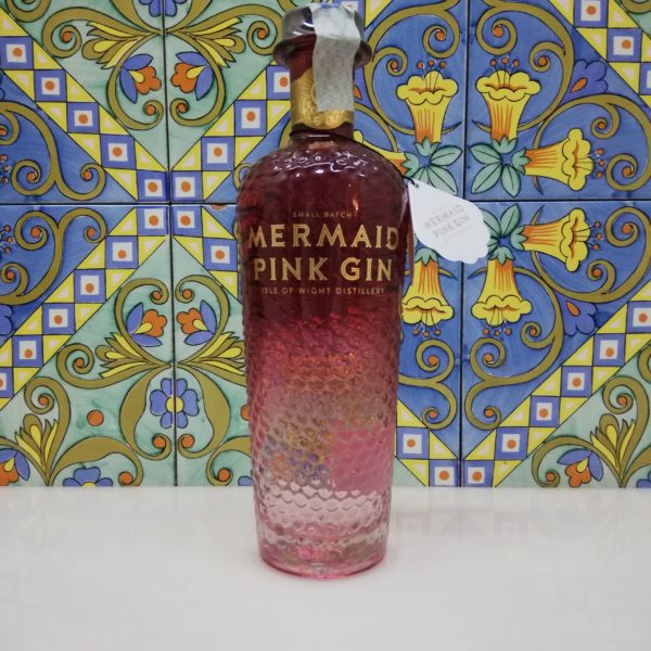 Gin Mermaid Pink Gin Small Batch vol 38% cl 70