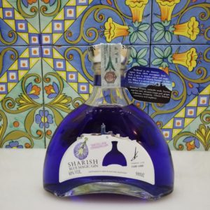 Gin Sharish Blue Magic vol 40% cl 50 – The colour changing gin