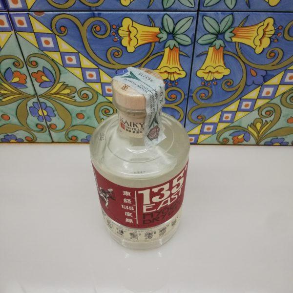 Gin Kaikyo 135° East Hyogo cl 70 vol 42%