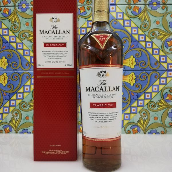Whisky Macallan Classic Cut Edition 2019 vol 52,9% cl 70