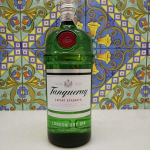 Gin Tanqueray London Dry cl 100 vol 43.1%