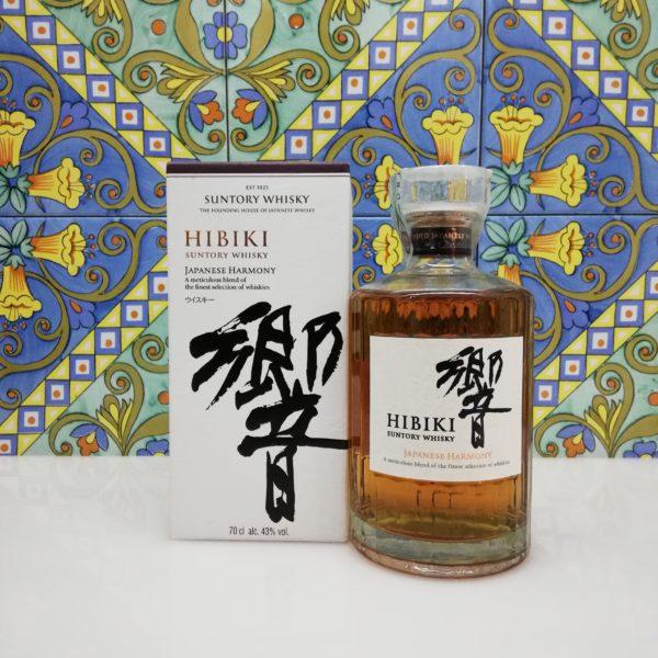 Whisky Suntory Hibiki Japanese Harmony cl 70 vol 43%