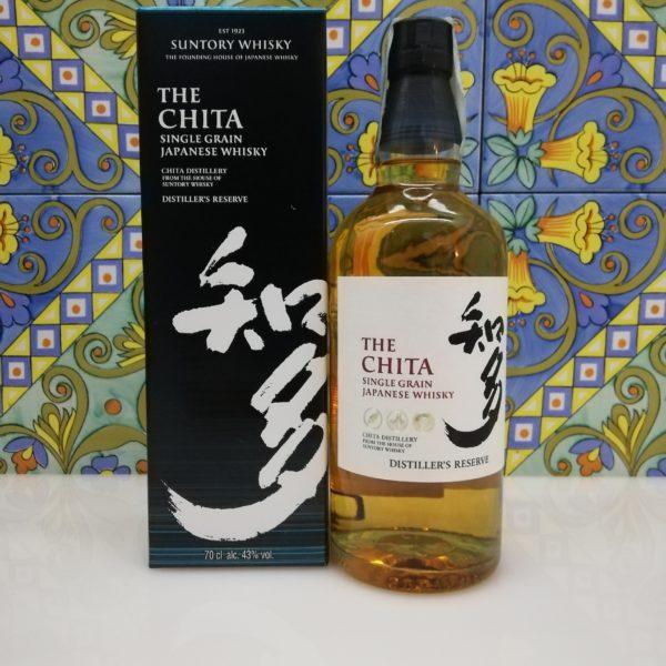 Whisky Suntory The Chita Single Grain Japanese cl 70 vol 43%