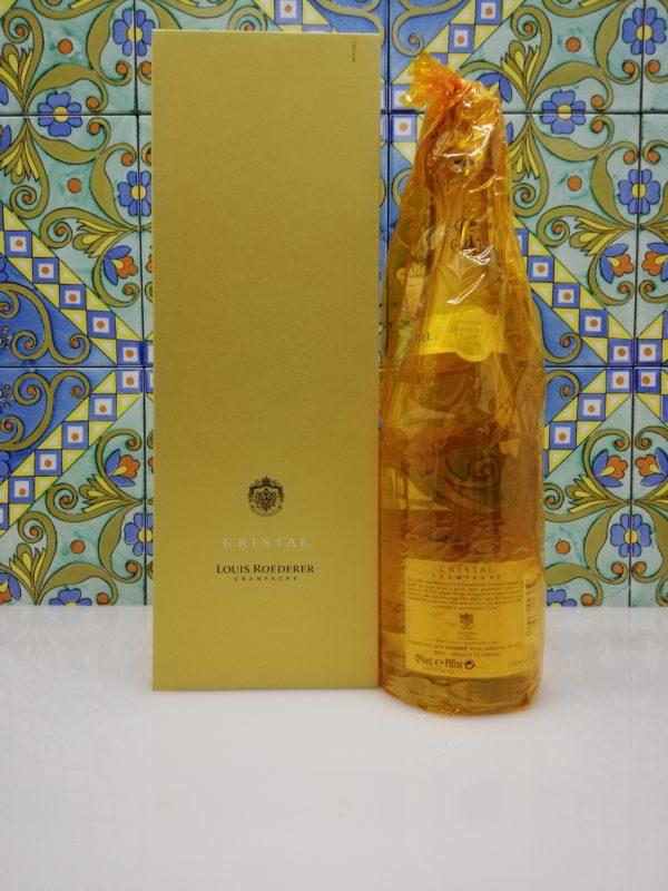 Champagne Cristal 2012 – Louis Roederer cl 75 vol 12%