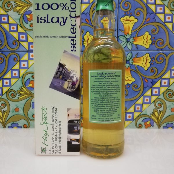 Whisky Caol Ila 100% Islay 2008 High Spirits Selection cl 70 vol 46%
