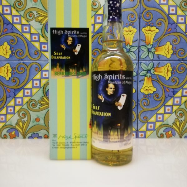 Whisky Benrinnes 2008 Masters of Magic 11 y.o. High Spirits vol 46% cl 70