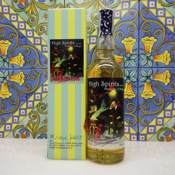 Whisky Macduff 2008 Masters of Magic 11 y.o. High Spirits vol 46% cl 70