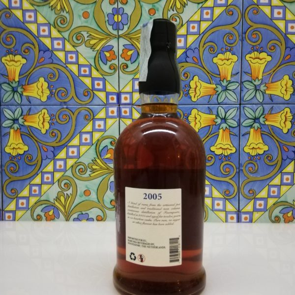 Rum Foursquare 2005 Edition 2017 – vol 59%  cl 70