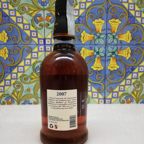 Rum Foursquare 2007 Edition 2019 –  cl 70 vol 59%