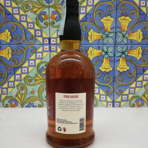Rum Foursquare Premise Edition 2018 cl 70 vol 46%