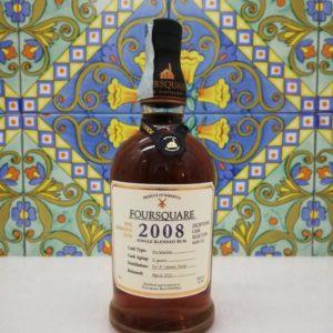 Rum Foursquare 2008 Edition 2020 cl 70 vol 60%