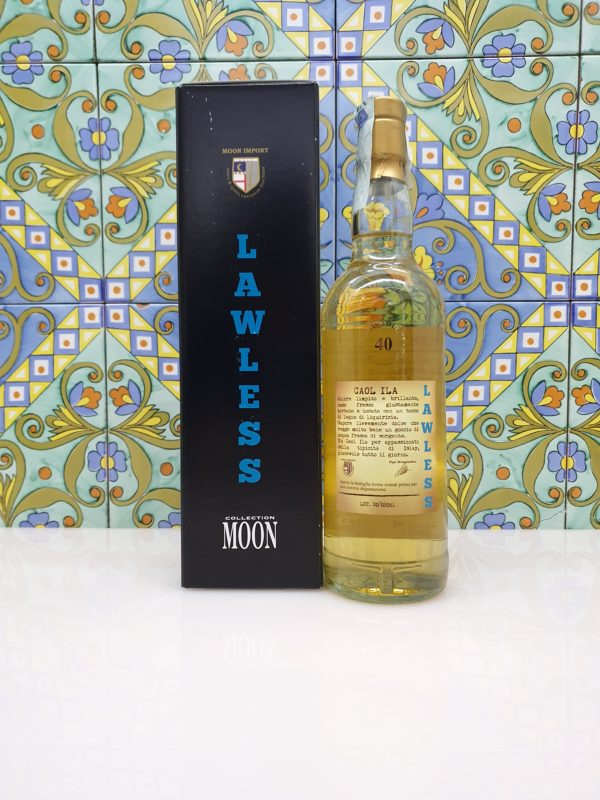 Whisky Moon Import Caol Ila Lawless 2007 Single Cask cl 70 vol 45%