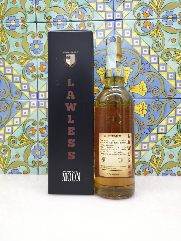 Whisky Moon Import Clynelish Lawless 1997 Single Cask cl 70 vol 45%