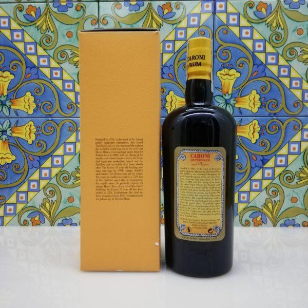 Rum Caroni 15 Y.o. Vol.52% cl.70 Velier