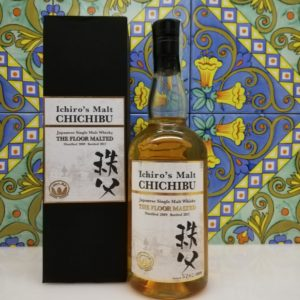 Whisky Ichiro's Malted Chichibu 2009 The Floor Malted cl 70 vol 50.5%