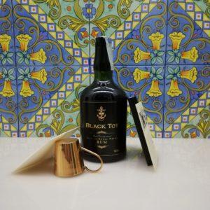"""Rum British Royal Naval """"Black Tot Last Consignment"""" – cl 70 vol 54.3% No box"""