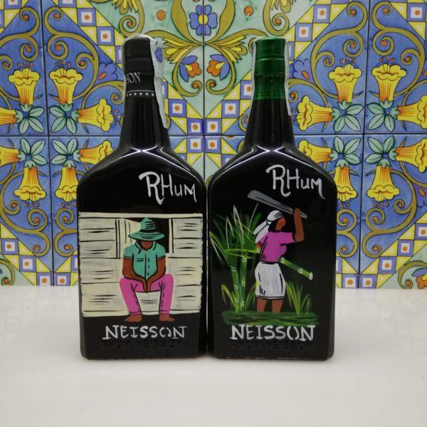 Rum Rhum Neisson Tatanka  – Vieux Agricole vol 45° – Blanc Agricole vol 50° – 2 x cl 70