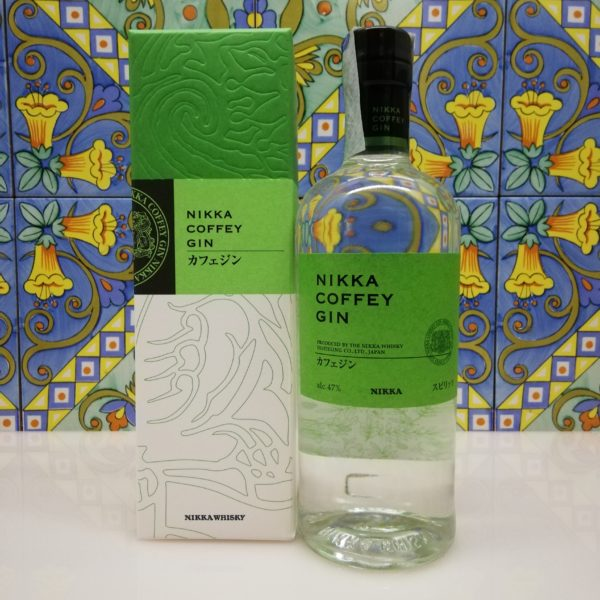 Gin Nikka Coffey Gin vol 47% cl 70
