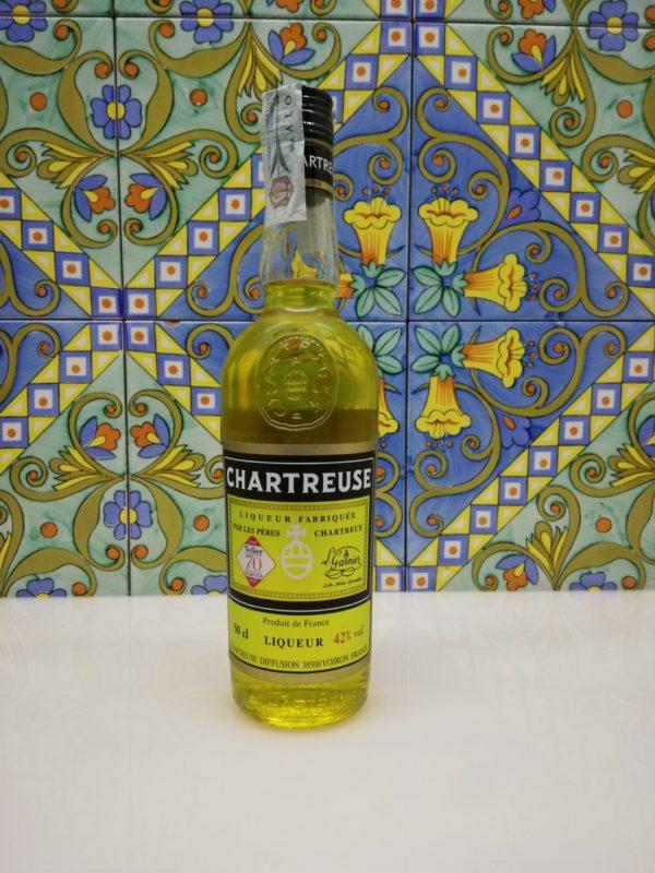 La Chartreuse Jaune 70th Velier Limited Edition 50cl 42 % vol