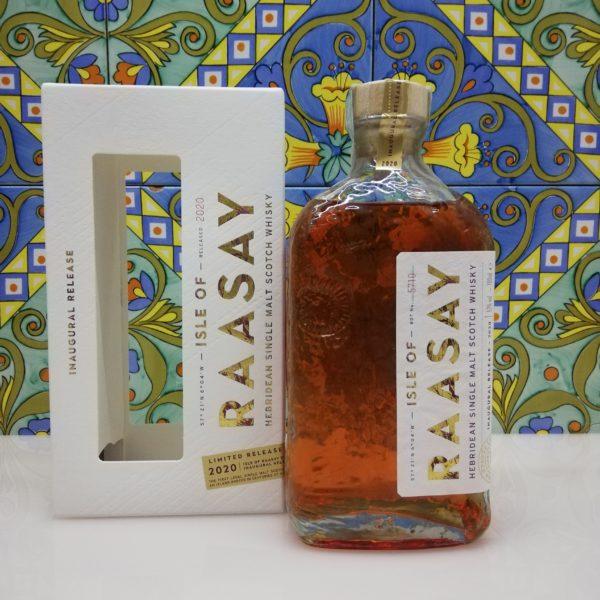 Whisky Isle of Raasay Single Malt Inaugural Release 2020 cl 70 vol 52%