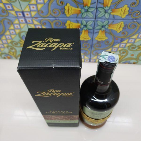 "Rum Ron Zacapa Centenario ""Reserva Limitada"" 2014 Vol .45%  cl.70"