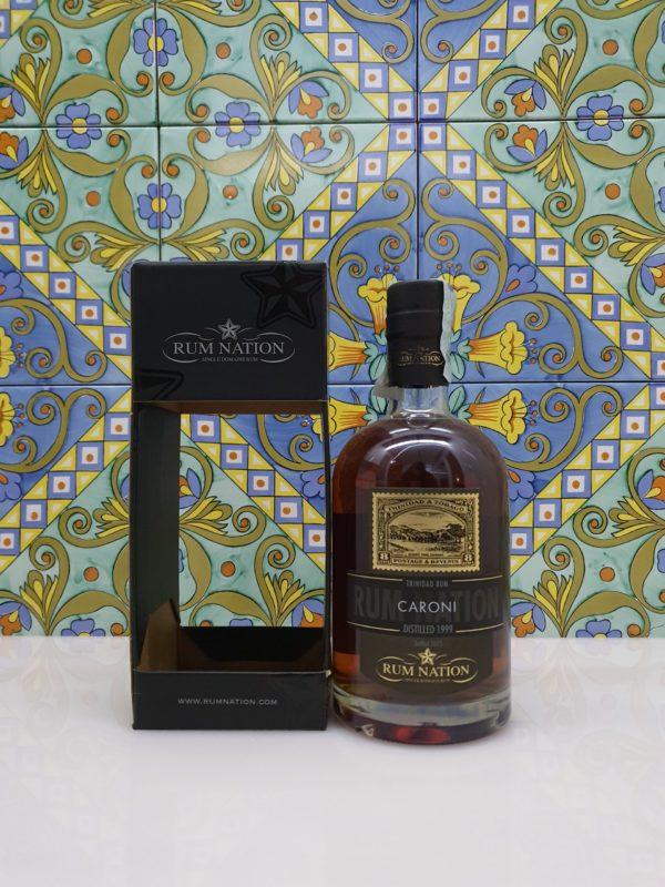 Rum Caroni Nation 1999 16 Y.o. Vol.55%  cl.70