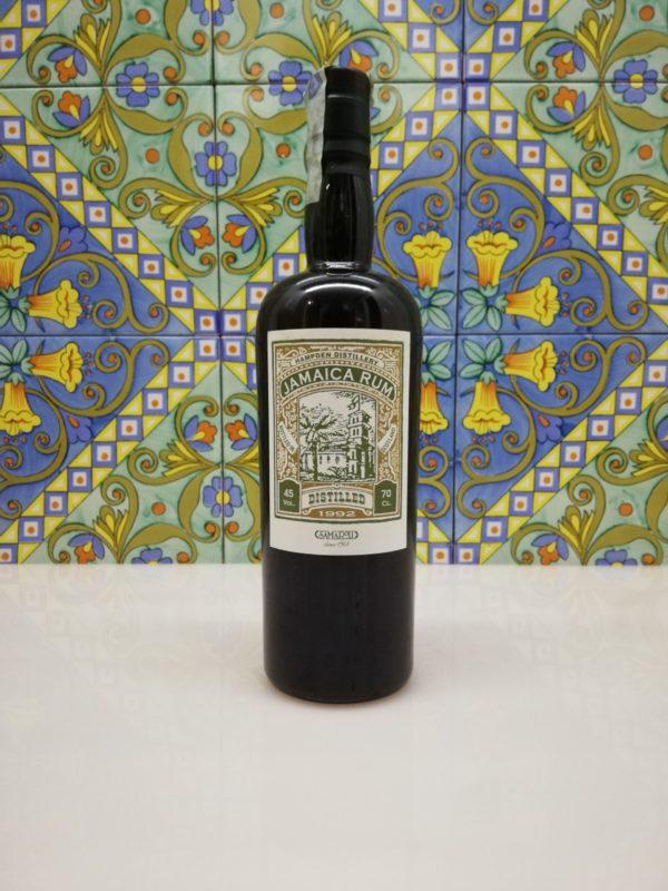 Rum Jamaica Samaroli 1992 Vol.45% cl.70 Single Cask  Bottled 2007