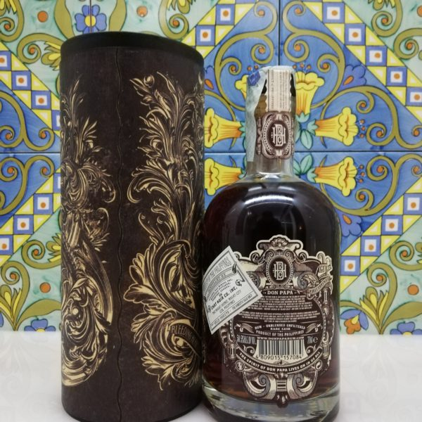 Rhum Rum Don Papa Rare Cask Toasted American Oak vol 50,5% 70cl