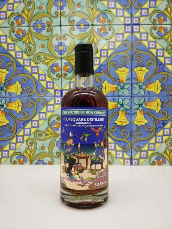 Rum Foursquare 10 y.o. Batch 3 That Boutique-Y Rum Company vol 50.8% cl 70