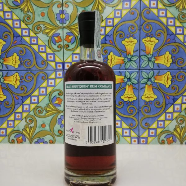 Rum Foursquare 10 y.o. Batch 3 That Boutique-Y Rum Company vol 50.8% cl 70