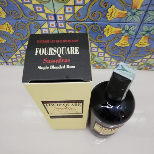 Rum Foursquare Sassafras vol 61% cl 70